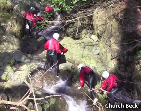 Church Beck Scramble