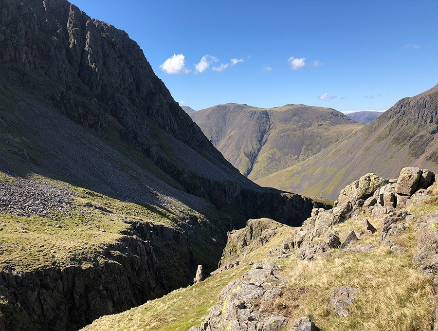 Piers Gill from corridor route