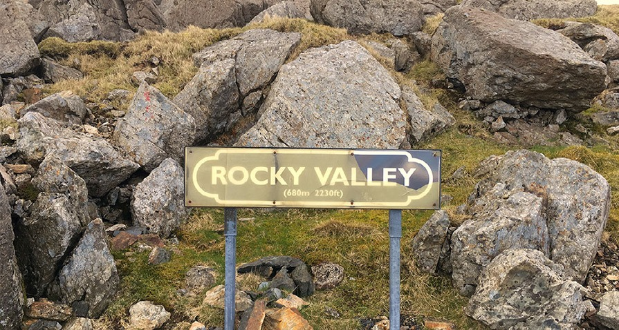Rock Valley Station